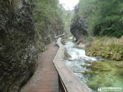 Parque Natural Cazorla-Sistema Prebético;solsticio de verano monasterio de piedra viajes islas cies